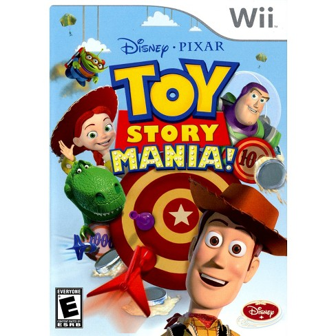 Toy Story: Mania! PRE-OWNED Nintendo Wii - image 1 of 1