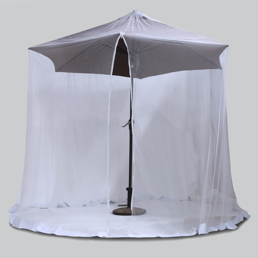 Scram Adjustable Canopy White 9 - Outdoor Decor