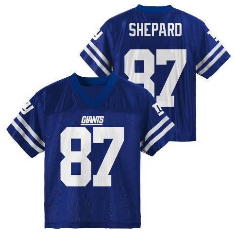 sneakers for cheap 33874 c4cbc NFL New York Giants Toddler Boys' Sterling Shepard Jersey