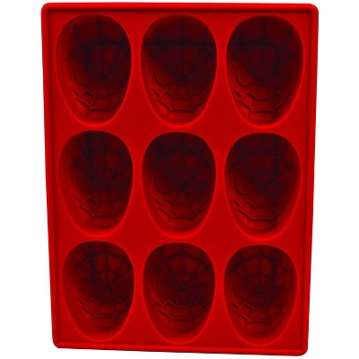 Diamond Select Marvel Spider-Man Mask Silicone Ice Tray