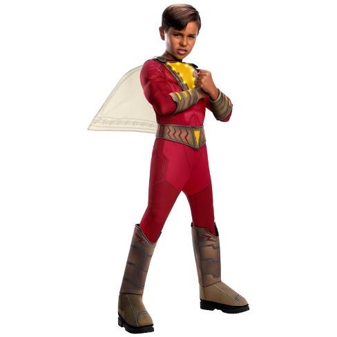 Boys' DC Comics Shazam! Deluxe Halloween Costume - image 1 of 1