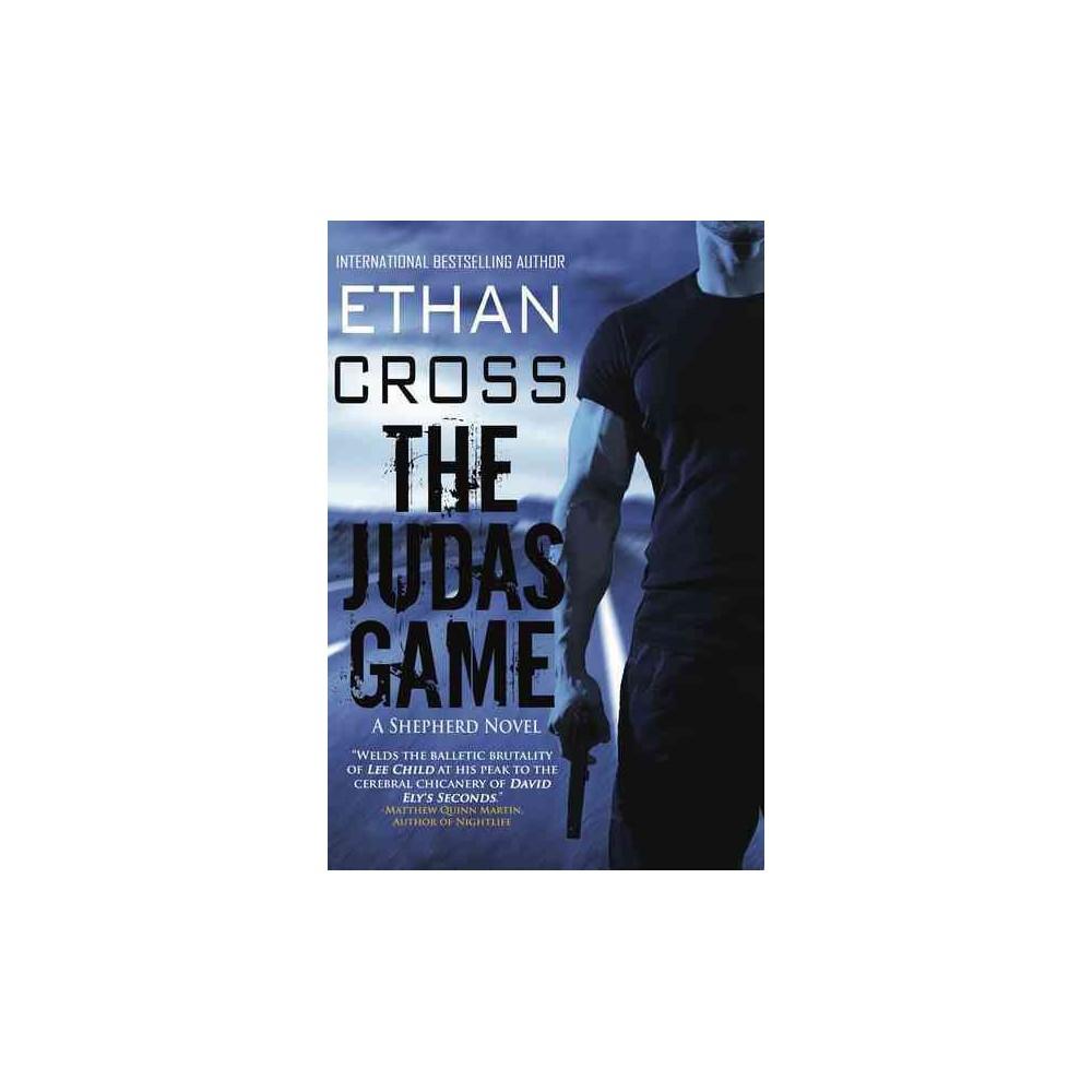 Judas Game (Reprint) (Paperback) (Ethan Cross)