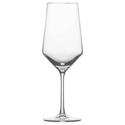 Schott Zwiesel 23oz 6pk Crystal Pure Bordeaux Glasses
