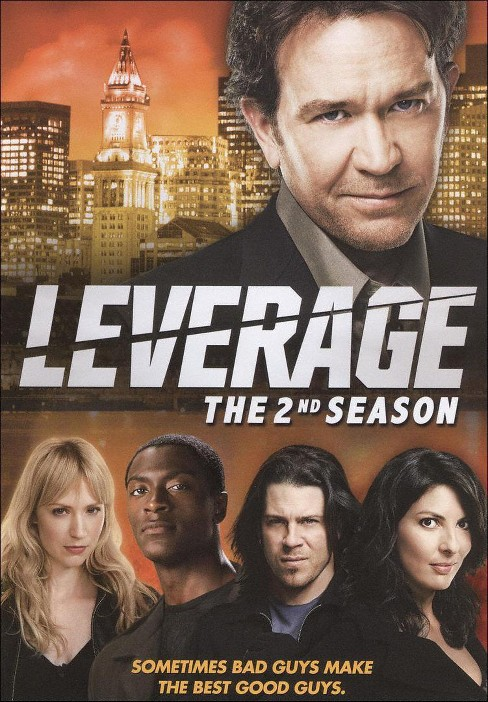 Leverage: The 2nd Season [4 Discs] - image 1 of 1