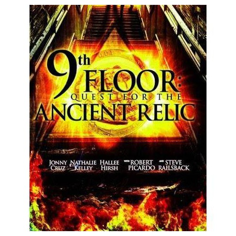 9th Floor: Quest for the Ancient Relic (Blu-ray) - image 1 of 1