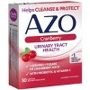 AZO Cranberry for Urinary Tract Health, Cleanse + Protect - 50ct - image 4 of 4