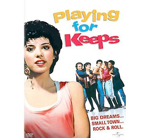Playing for keeps (DVD) - image 1 of 1
