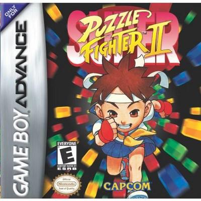 Super Puzzle Fighter 2 - Game Boy Advance