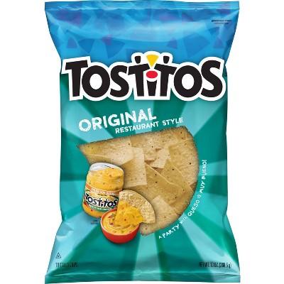 Tortilla & Corn Chips: Tostitos Original Restaurant Style