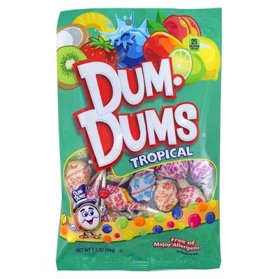 DumDums Tropical - 3.5oz