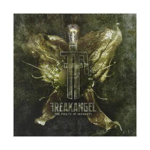 Freakangel - Faults of Humanity (CD) - image 1 of 1