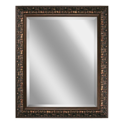 27-inch by 36-inch Head West French Tile Mirror