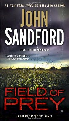Field of Prey (Paperback) by John Sandford