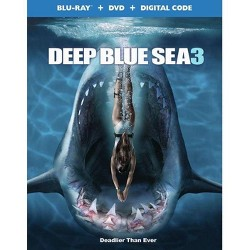 Deep Blue Sea 3 (Blu-ray + DVD + Digital)