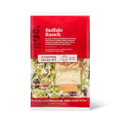 Buffalo Ranch Chopped Salad Kit - 13.5oz - Good & Gather™