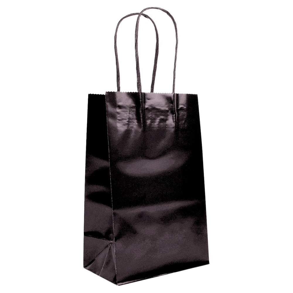 Image of 10ct Favor Tote Black - Spritz