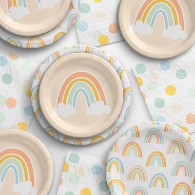 Rainbow Party Supplies Collection - Spritz™