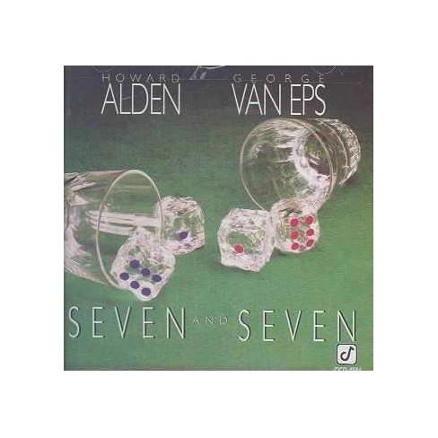 George  George; Van Eps Van Eps - Seven & Seven (CD) - image 1 of 1