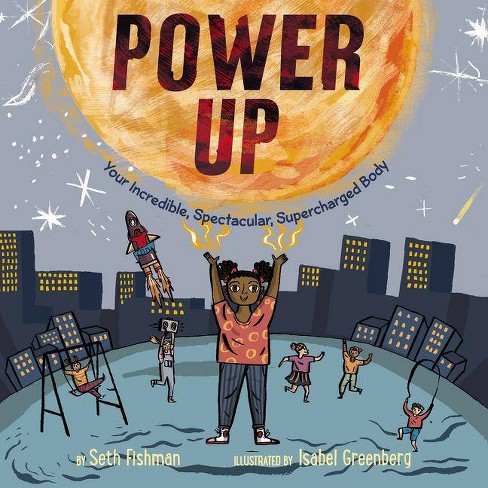 Power Up - by  Seth Fishman (Hardcover) - image 1 of 1