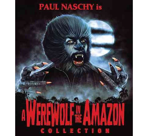 Werewolf in the amazon collection (DVD) - image 1 of 1