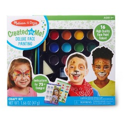Melissa & Doug Deluxe Face Painting Kit