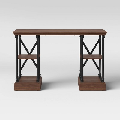 Conway Wood Writing Desk with Storage - Threshold™