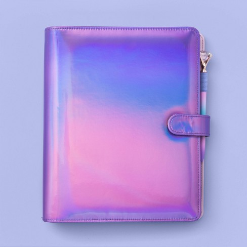 2020-21 More Than Magic™ Dated Iridescent Faux Leather Aura Planner - image 1 of 2
