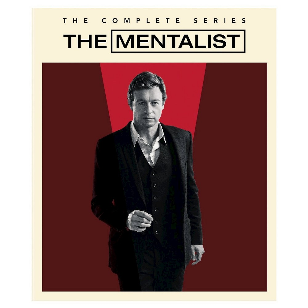 Mentalist:Complete Series Box Set 1-7 (Dvd)