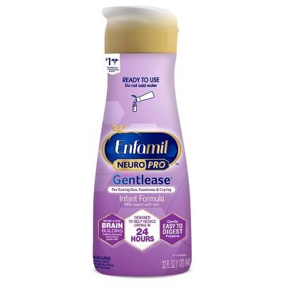 Enfamil Premium Gentlease Ready-to-Feed Infant Formula - 32 fl oz