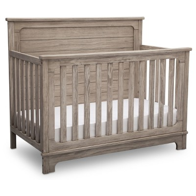 Simmons® Kids Slumbertime Monterey 4-in-1 Convertible Crib - Rustic White