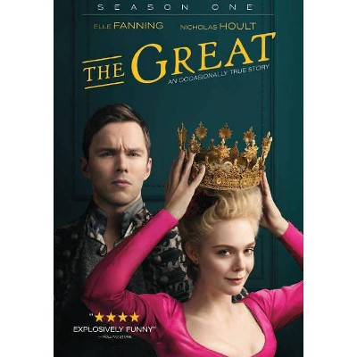 The Great: The Complete First Season (DVD)