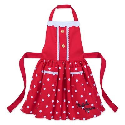 Disney Minnie Mouse Kids Cooking Apron