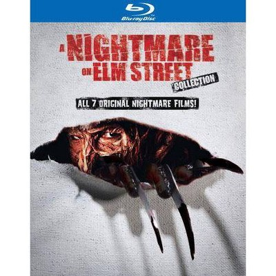 A Nightmare on Elm Street Collection (Blu-ray)(2013)