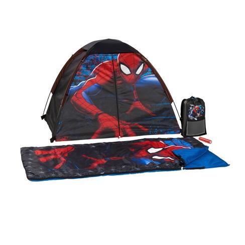 Marvel Spider-Man Camp Kit - 4pc - image 1 of 4