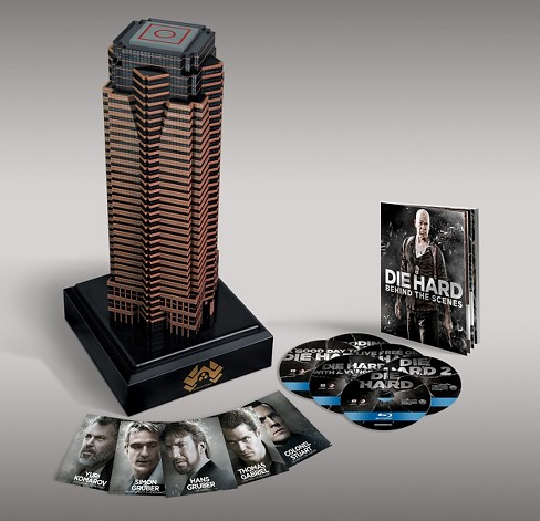 Die Hard Collection: Nakatomi Plaza (Blu-ray) - image 1 of 2