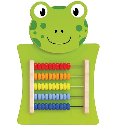 Learning Advantage Frog Activity Wall Panel