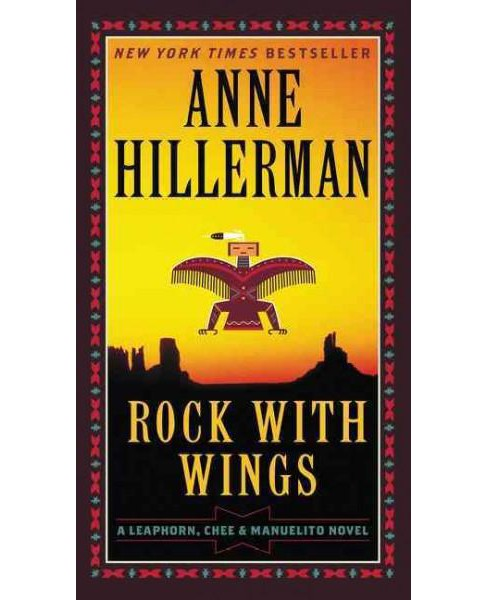 Rock with Wings (Reprint) (Paperback) (Anne Hillerman) - image 1 of 1