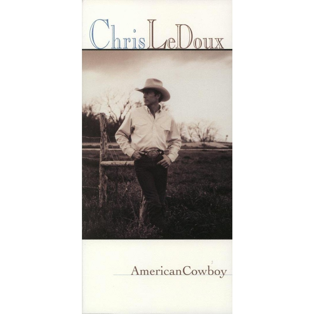 Chris ledoux - American cowboy 1972-1994 (CD)