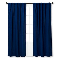 Twill Blackout Curtain Panel - Pillowfort™
