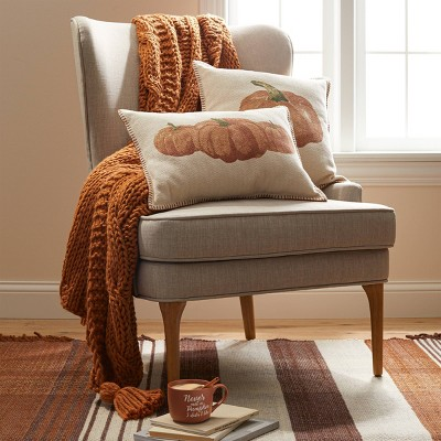 Cozy U0026 Classic Fall Living Room Décor Collection   Threshold ...