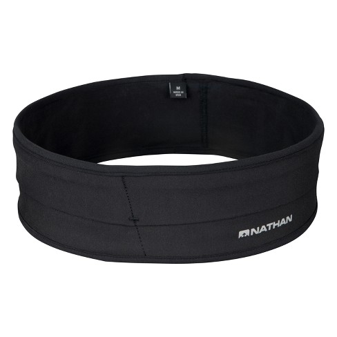 Nathan The Hipster Waist Belt with Pockets - Black M - image 1 of 2