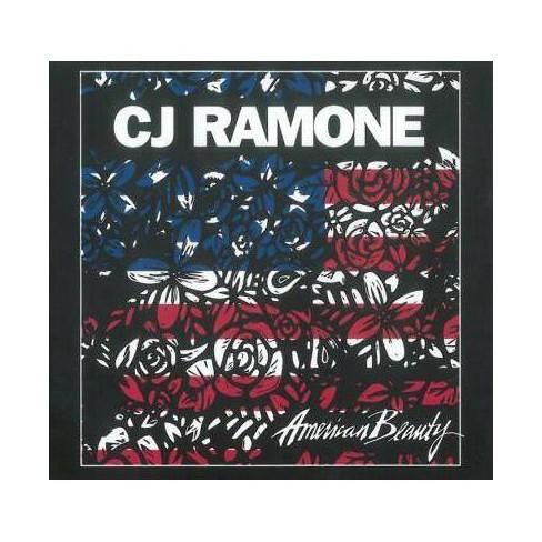 CJ Ramone - American Beauty (CD) - image 1 of 1