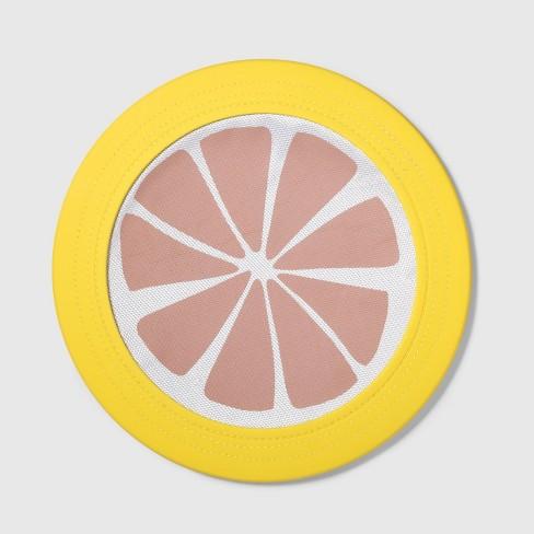 Grapefruit Flyer Dog Toy - Sun Squad™ - image 1 of 1