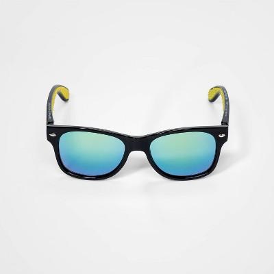 Boys' Wayfarer Sunglasses - Cat & Jack™ Black