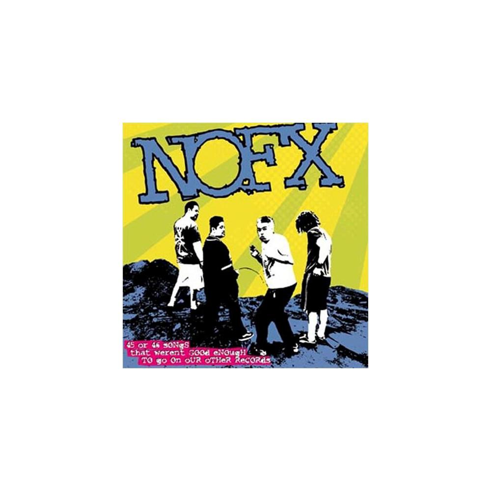 Nofx - 22 Songs That Weren't Good Enough (Vinyl)