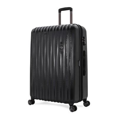 SwissGear Energie PolyCarb Hardside 28  Suitcase - Black