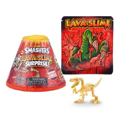Smashers Series 4 Volcano Lava Slime