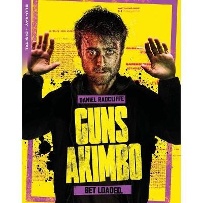 Guns Akimbo (Blu-ray + Digital)