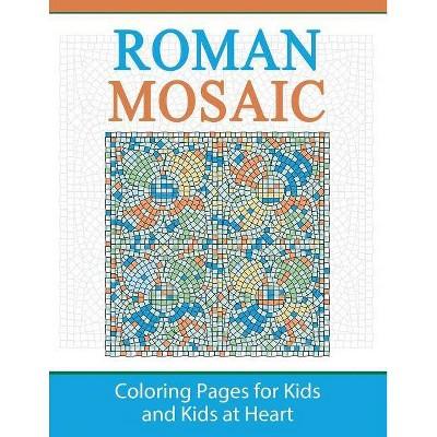 Roman Mosaic - (Hands-On Art History) (Paperback)