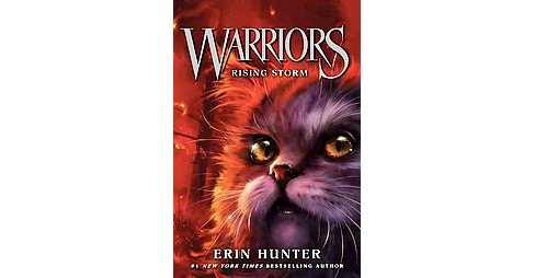 Rising Storm (Reissue) (Paperback) (Erin Hunter) - image 1 of 1